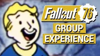 FALLOUT 76: NEW Details On Team XP and Looting in Fallout 76!! (NEW Multiplayer Info)