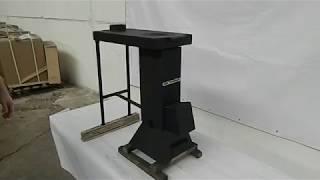 Портативная дровяная-варочная печь «Дача»