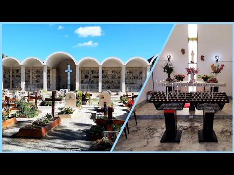 КЛАДБИЩЕ в Италии 🔹️ Часть 1 🔷️ Католический погост 🔹️ Итальянская кладбищенская церковь