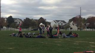 Marching Band Being Funny