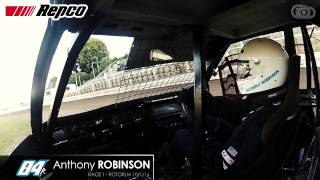 preview picture of video '84r Anthony Robinson 10/01/14 Rotorua Race 1'