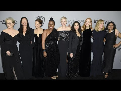 #MeToo and #TimesUp movements will be highlighted on film industry's biggest night