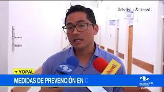 MEDIDAS DE PREVENCIÓN EN CASANARE POR A(H1N1)