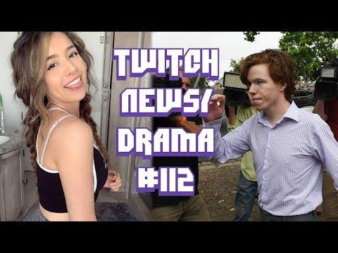 Twitch Drama/News #112 (Pokimane Crying, Drdisrespect Returns,  MrDeadMoth Update)
