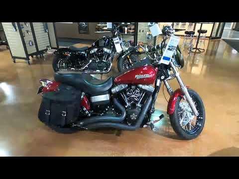 2012 Harley-Davidson Dyna Street Bob FXDB