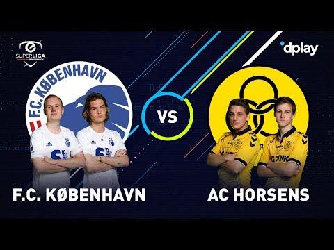 AC Horsens vs. FC Copenhagen