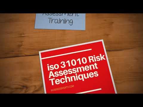 ISO 31010 Enterprise Risk Assessment Training Course - YouTube