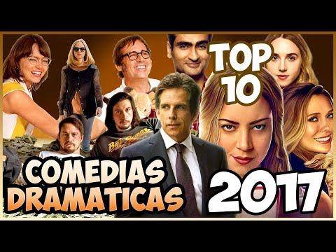 Top 10 Mejores Peliculas De Comedia Dramatica 2017 + Recomendación  BRAVIA 4K HDR