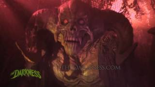 The Darkness Haunted House   Complete Walk Thru