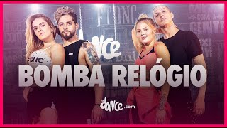 Bomba Relógio   Luísa Sonza Ft. Vitão   FitDance TV (Coreografia Oficial) Dance Video