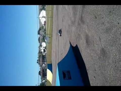 Electrix ruckus at skatepark