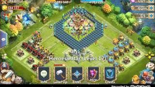 Castle Clash: HBM S  - No Vlad/Santa/Molta/DD