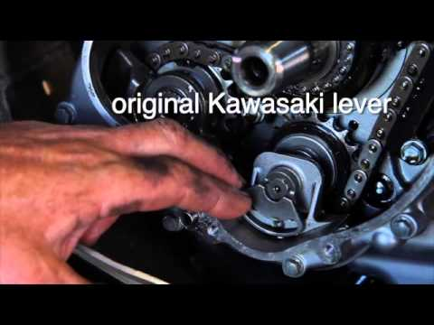 Doohickey problem revealed and fixed on 2010 KLR650