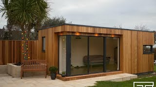 Ireland's Most STUNNING Garden Rooms, Home Gyms & Garden Offices! MUST SEE!