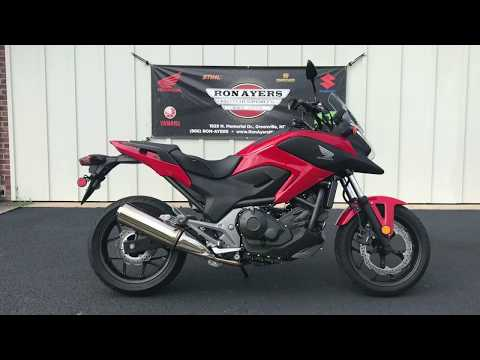 2014 Honda NC700X® in Greenville, North Carolina