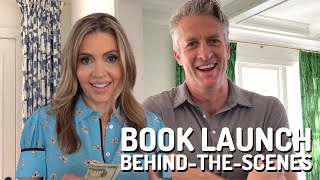 Behind-The-Scenes Book Launch with @Audible