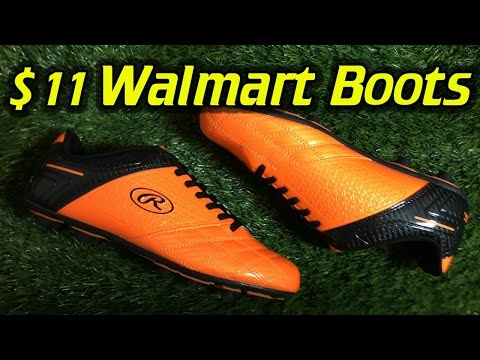 $11 Walmart Soccer Cleats/Football Boots – Review + On Feet