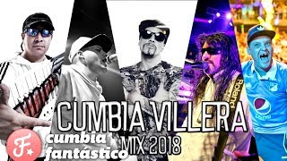 Enganchado Cumbia Villera - Lo Mejor 2018 - 2019