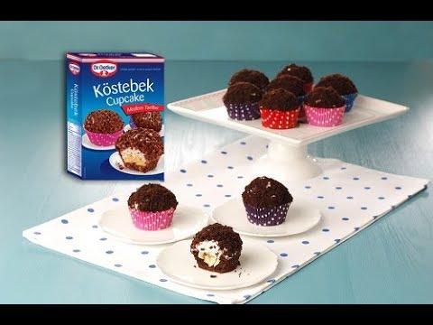 Köstebek Cupcake