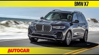 BMW X7   First Drive Review   Autocar India