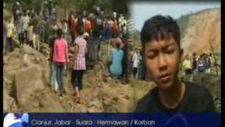 Kesaksian Korban Gempa Yang Selamat