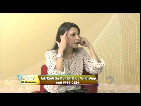 Eczema de pele dianteira e o seu tratamento