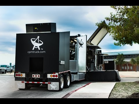 CulinaryTruck - World's Largest Mobile Kitchen - Cruising Kitchens