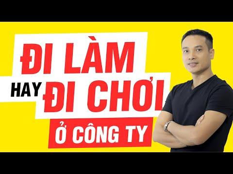 BẠN ĐI CHƠI HAY ĐI LÀM TRONG CÔNG TY? | Thai Pham