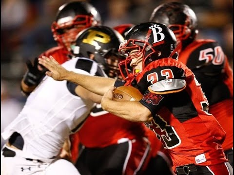 Download FRIDAY NIGHT FOOTBALL 2015: Post at Ballinger Mp4 HD Video and MP3