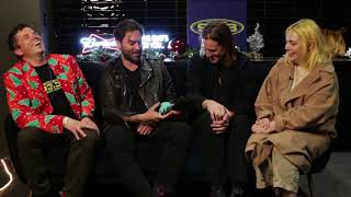 933 KTCL Not So Silent Night - The Head & The Heart interview