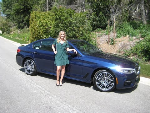 "2018 BMW 530e Hybrid  / M Sport Package / 19"" M Wheels / BMW Review"