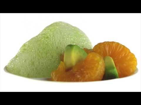 Molecular Gastronomy – Chives Foam