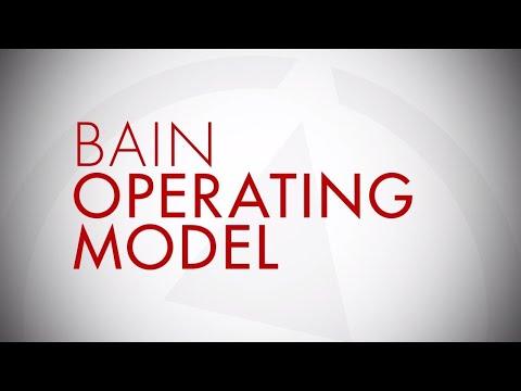 Bain Operating Model