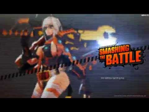 [Smashing The Battle] PS4 Promotion PlayMovie thumbnail