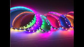 APA102C 144 LED - मुफ्त ऑनलाइन वीडियो