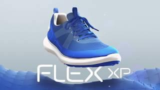 Flex XP Men's Golf Shoe - Grey-video