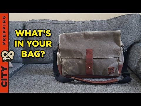 How to build an Urban / Gray Man EDC Bag