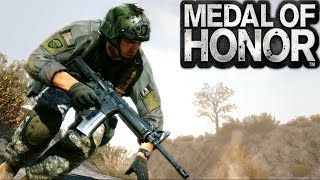 Medal of Honor Stealth Mission Gameplay