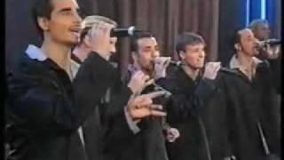 Backstreet boys - All I Have To Give(a capella) - Wetten Dass Germany