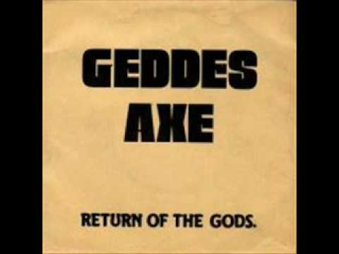 Geddes Axe - Return of the Gods online metal music video by GEDDES AXE