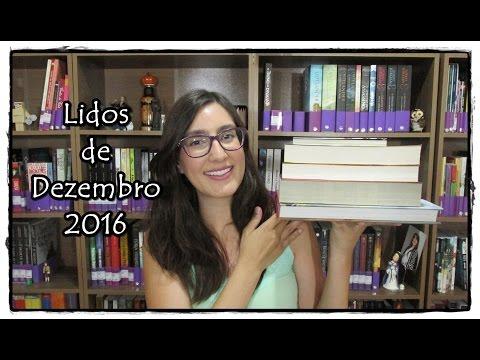 Leituras de Dezembro 2016 | Biblioteca Fantástica