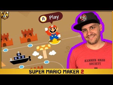 Super Mario Maker 2: Endless Expert #1: New High Score!