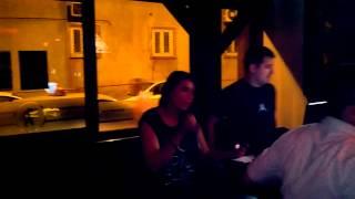 Rihana - Stay (cover by Daniela Monica @ karaoke)