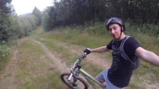 Кавголово на велосипеде