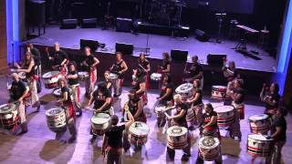Batala at Funk Parade Kick Off Party 2015
