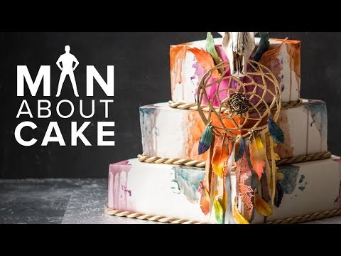 Dreamcatcher Cake | Man About Cake