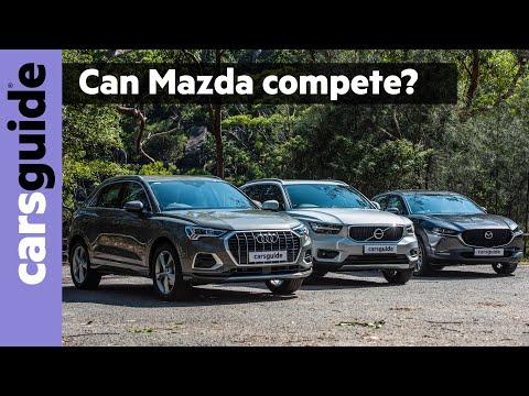 Mazda CX-30 vs Audi Q3 vs Volvo XC40 2020 comparison review