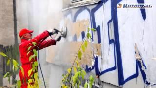Grafiti valymas ECO