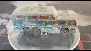 MATCHBOX Restoration No 66 Greyhound Bus 1960