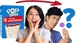 Can Rie Make Pop-Tarts Fancy? (ft. Eugene Lee Yang) • Tasty